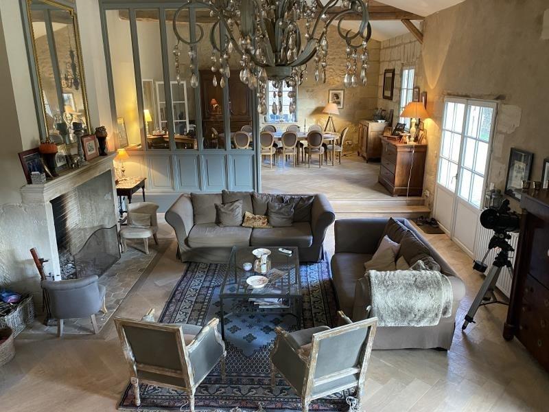 Deluxe sale house / villa Bouliac 993600€ - Picture 1