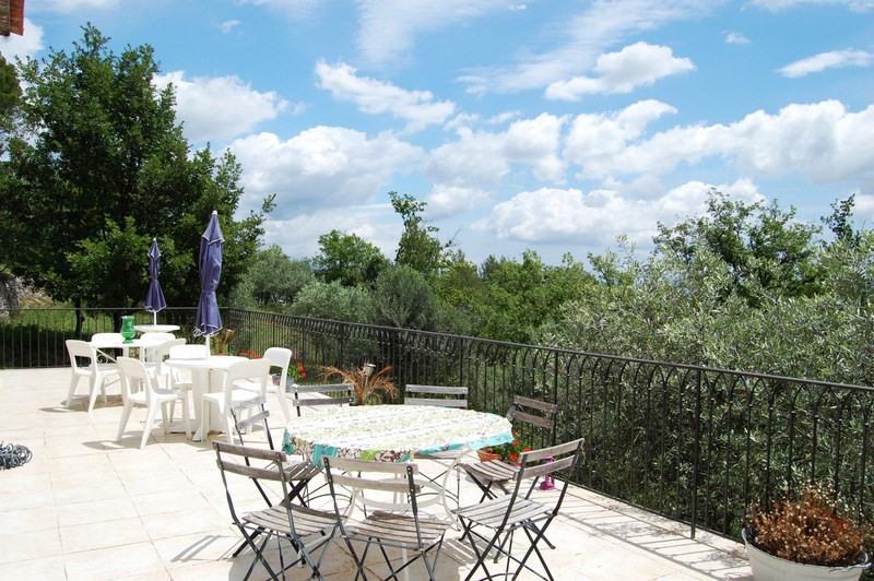 Revenda residencial de prestígio casa Seillans 495000€ - Fotografia 22