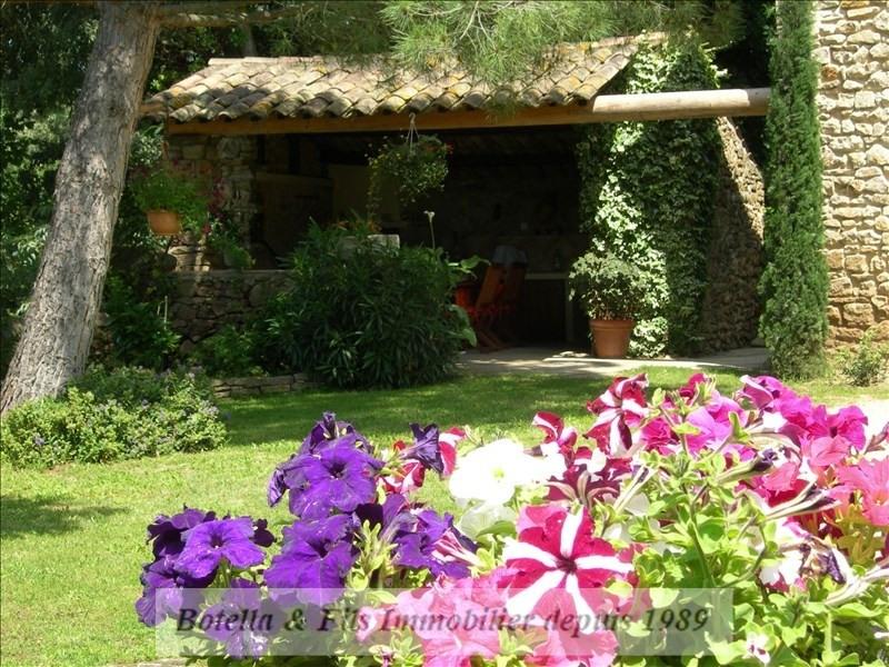 Verkoop van prestige  huis Uzes 506000€ - Foto 5