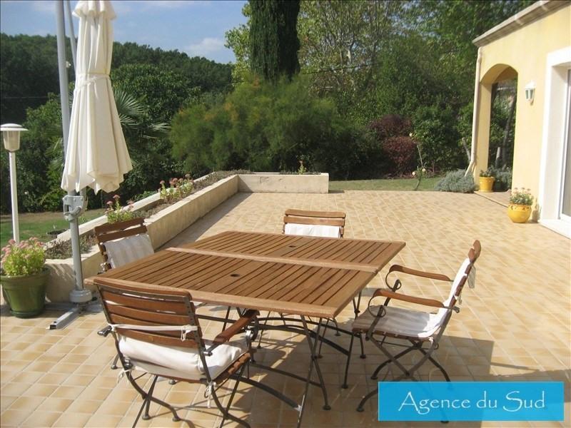 Vente de prestige maison / villa Greasque 897000€ - Photo 5