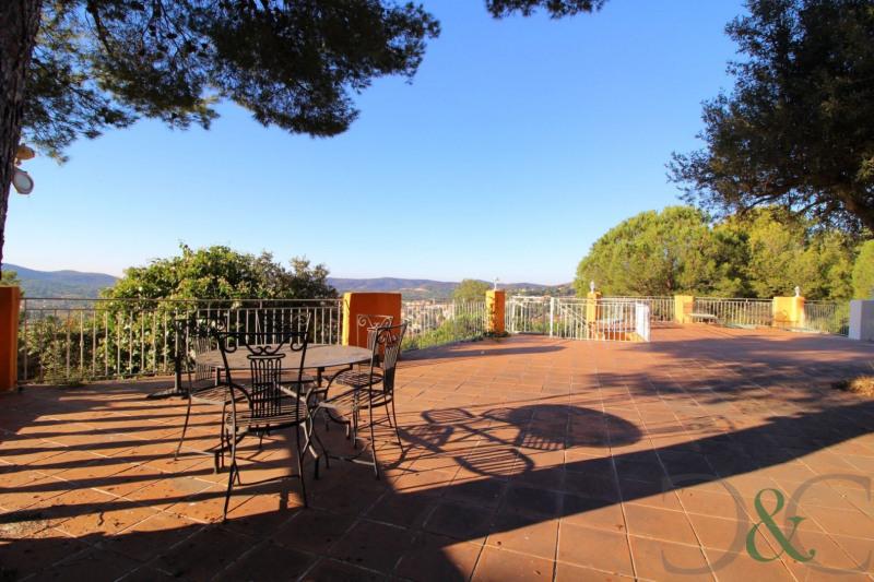 Immobile residenziali di prestigio casa Bormes les mimosas 820000€ - Fotografia 1
