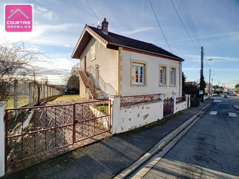 Produit d'investissement immeuble Montlucon 89900€ - Photo 1