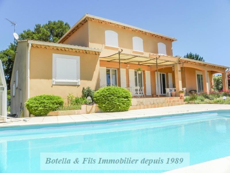 Verkoop  huis Goudargues 369000€ - Foto 9