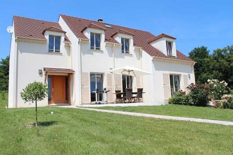 Vente maison / villa Orgeval 595000€ - Photo 2