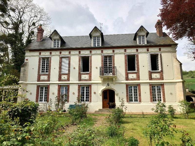 Deluxe sale house / villa Bailleul sur therain 690000€ - Picture 1