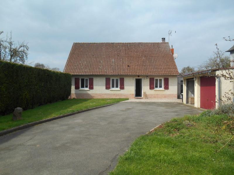 Venta  casa Crevecoeur le grand 187000€ - Fotografía 1