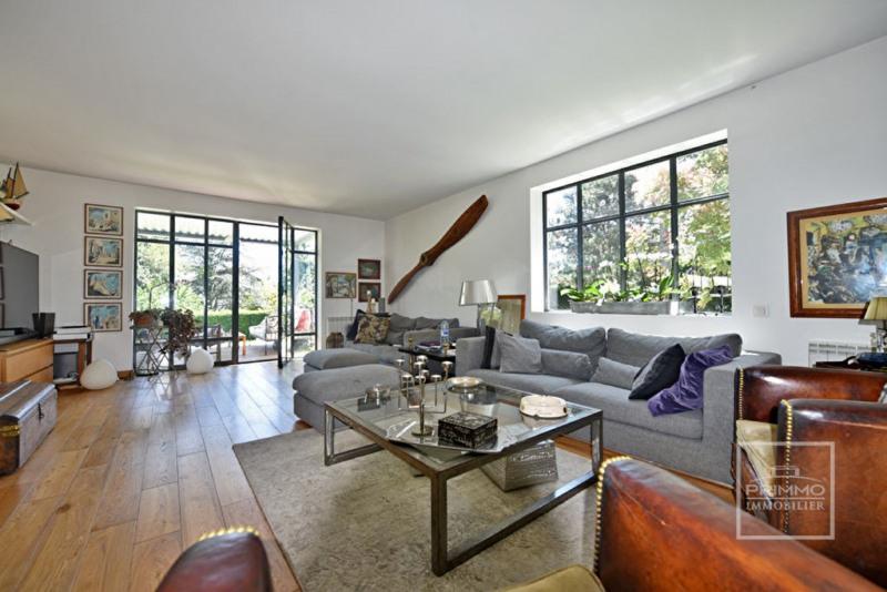 Vente de prestige maison / villa Saint didier au mont d'or 1190000€ - Photo 1