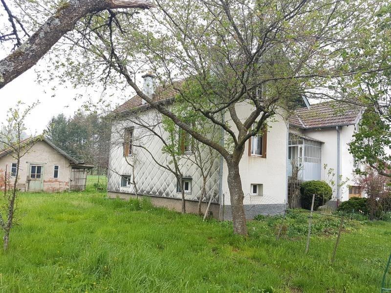 Sale house / villa Aumontzey 66000€ - Picture 1