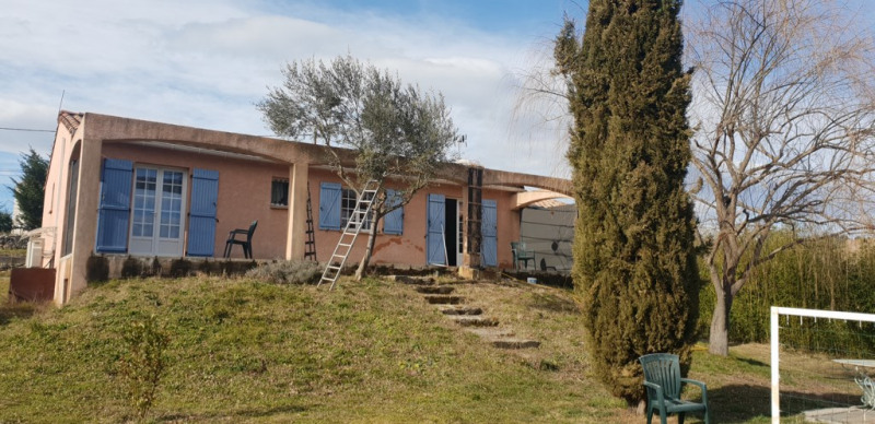 Vente maison / villa Les mages 210 000€ - Photo 1