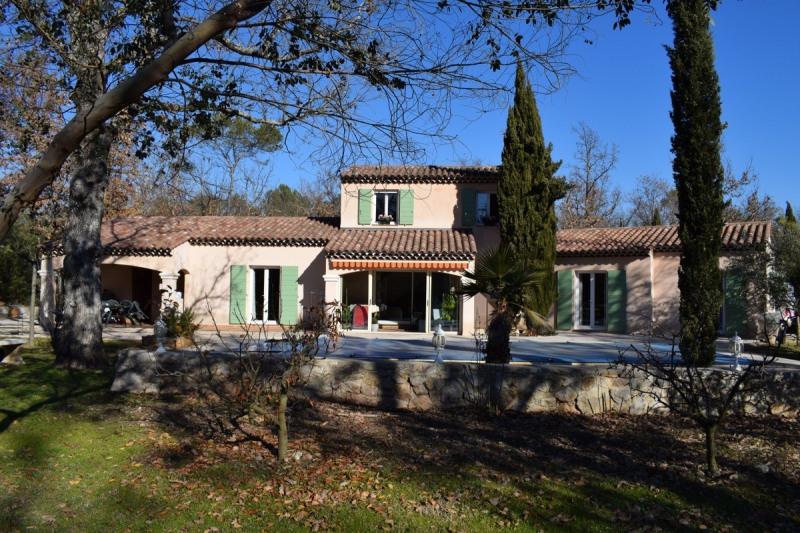 Vente maison / villa Fayence 593000€ - Photo 1