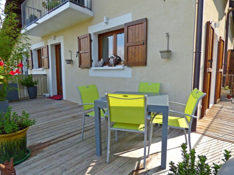 Vendita appartamento Viviers du lac 489000€ - Fotografia 5