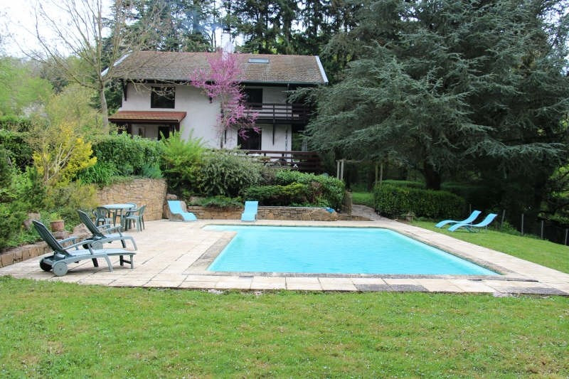 Revenda casa St jean de bournay 499000€ - Fotografia 1