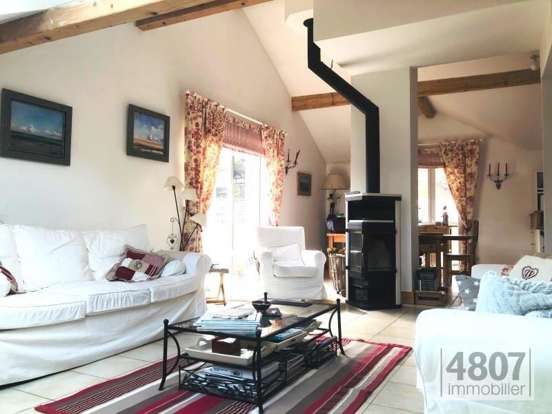 Vente appartement Sallanches 325500€ - Photo 1