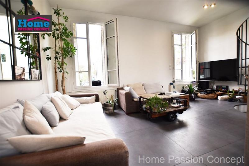 Sale apartment Suresnes 495000€ - Picture 4