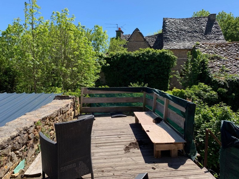Sale house / villa Campuac 80000€ - Picture 6
