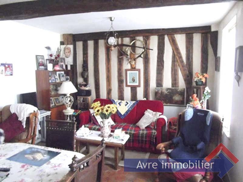 Sale house / villa Verneuil d'avre et d'iton 69000€ - Picture 3