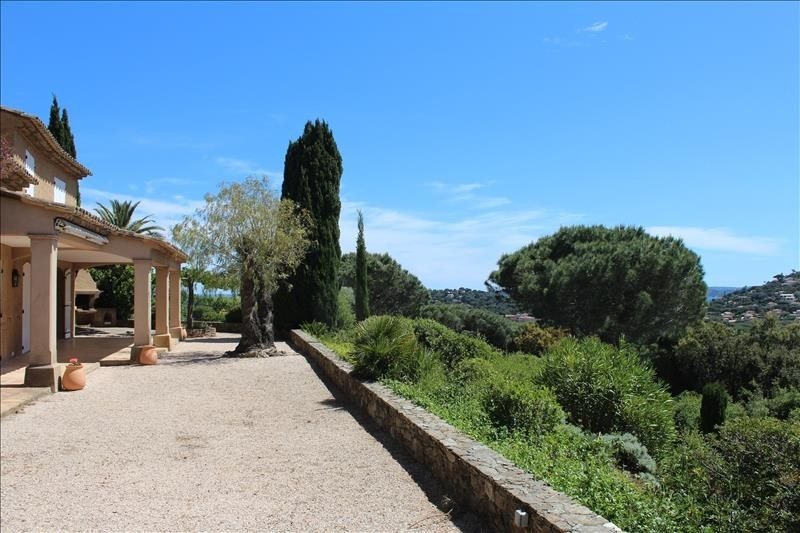Deluxe sale house / villa Sainte maxime 1 260 000€ - Picture 6