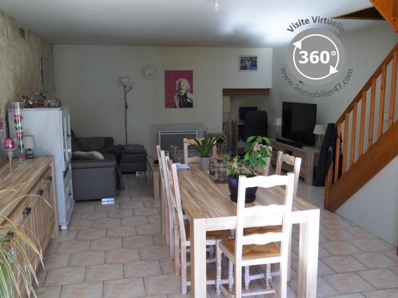 Location maison / villa Lusignan petit 480€ +CH - Photo 1