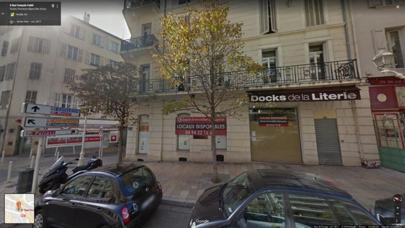 Alquiler  tienda Toulon 2300€ CC - Fotografía 1