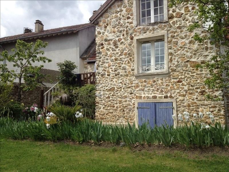 Investment property house / villa Nanteuil les meaux 260000€ - Picture 1