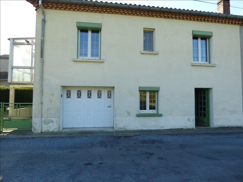 Sale house / villa St amans soult 102000€ - Picture 6