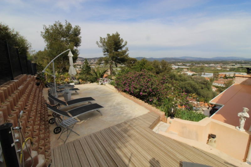 Vente de prestige maison / villa Hyeres 608400€ - Photo 7