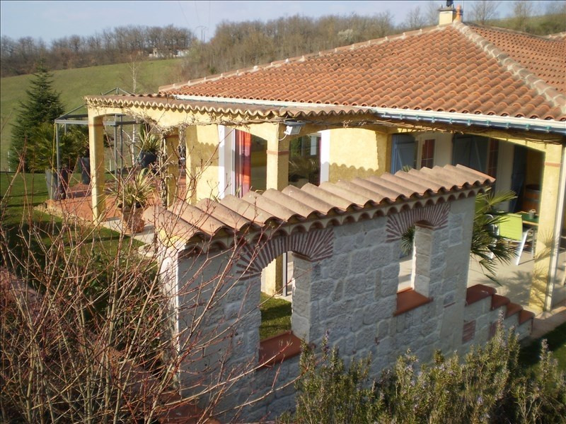Sale house / villa Preignan 265000€ - Picture 7