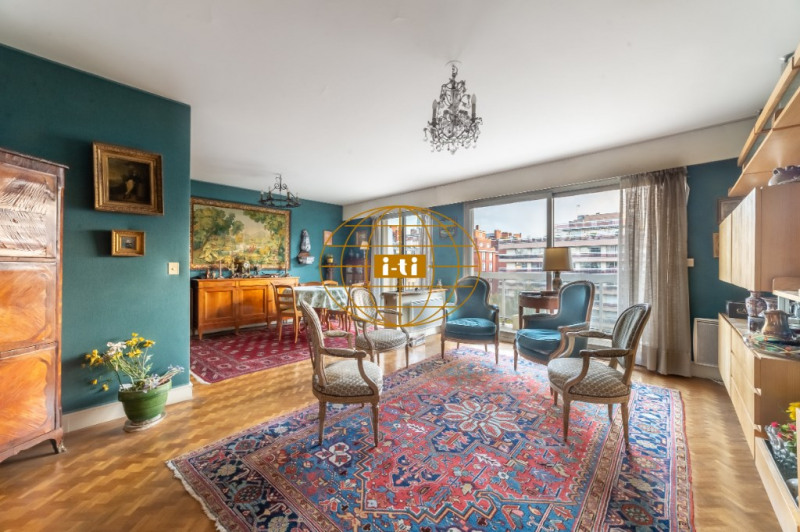 Vente de prestige appartement Paris 17ème 1245000€ - Photo 5