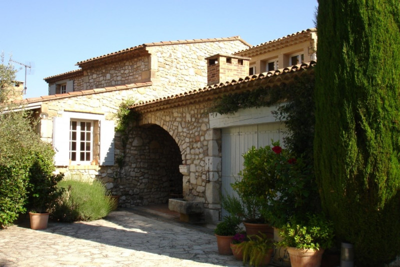 Deluxe sale house / villa St cannat 945 000€ - Picture 1