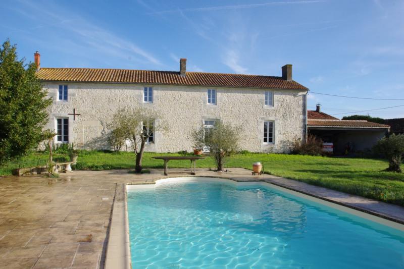 Vendita casa Cire d'aunis 436800€ - Fotografia 8