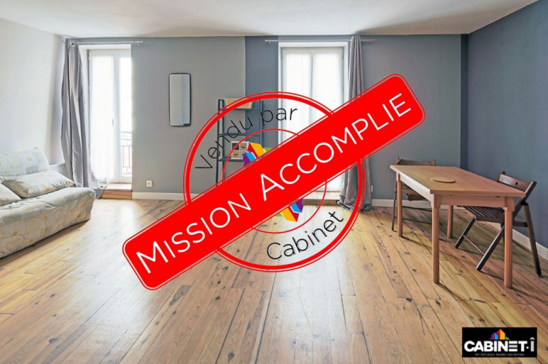 Vente appartement Nantes 188900€ - Photo 1