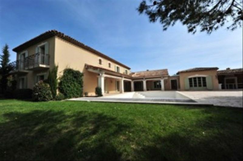Verkoop van prestige  huis Mallemort 1440000€ - Foto 1