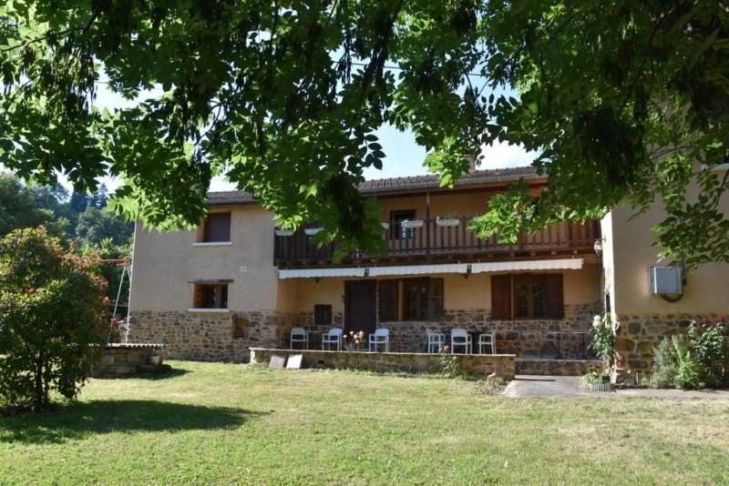 Vente maison / villa Ste foy l argentiere 335000€ - Photo 6