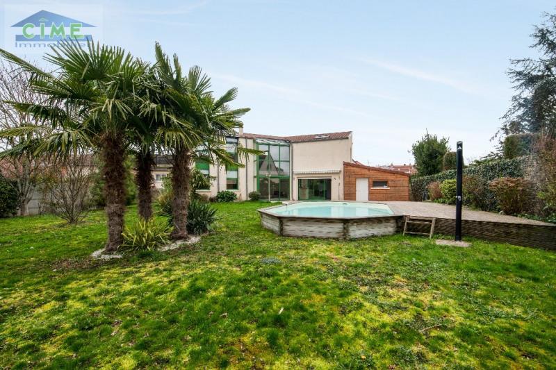 Venta  casa Sainte genevieve des bois 490000€ - Fotografía 13