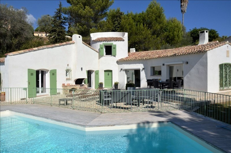 Vente de prestige maison / villa Nice 1490000€ - Photo 1