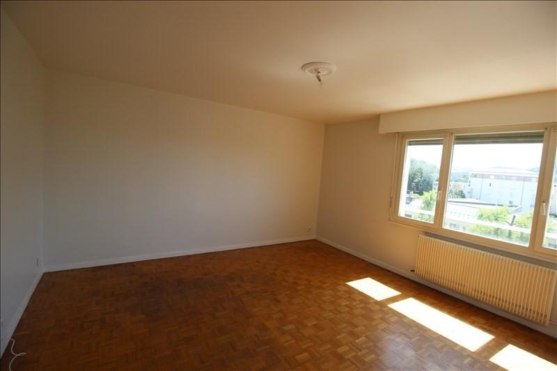 Rental apartment Annemasse 715€ CC - Picture 2