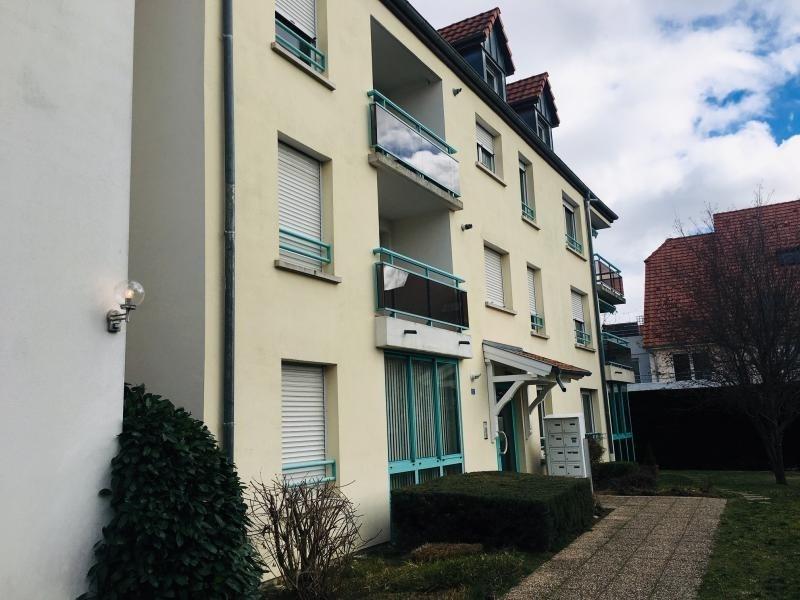 Location appartement Colmar 690€ CC - Photo 1