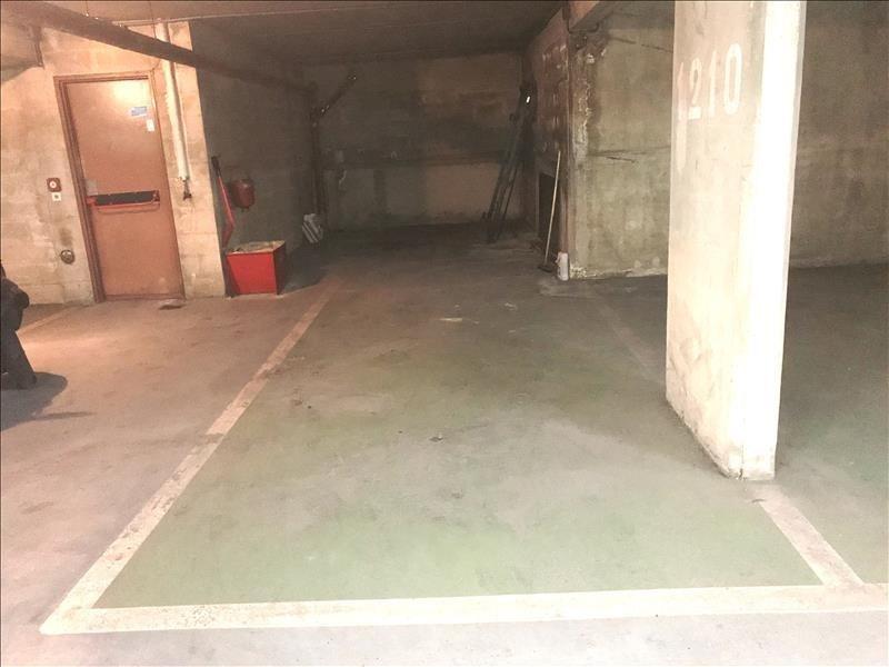 Vente parking Courbevoie 29000€ - Photo 3