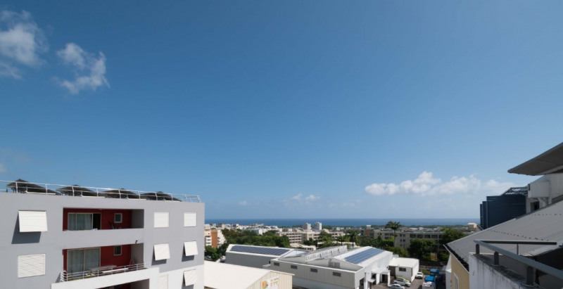 Rental apartment Saint denis 456€ CC - Picture 7