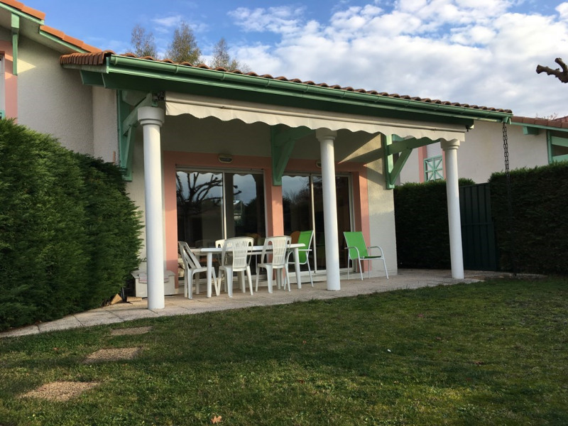 Location vacances appartement Biscarrosse 260€ - Photo 7