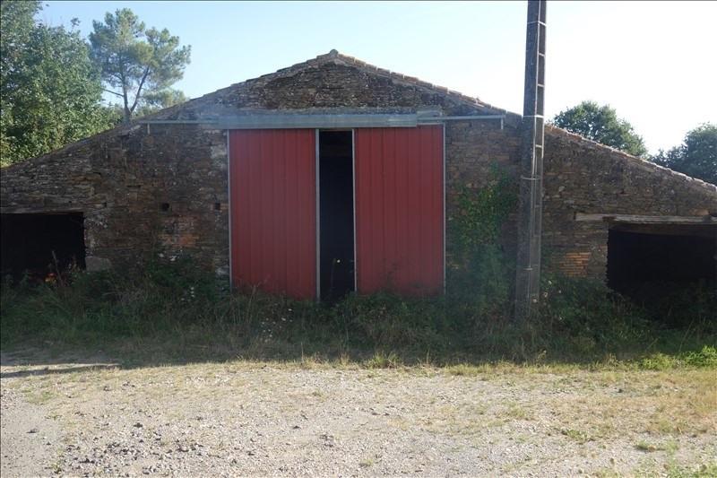 Vente maison / villa Chaille sous les ormeaux 37000€ - Photo 1