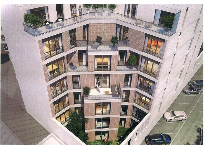 Vente de prestige appartement Clichy 495 000€ - Photo 3