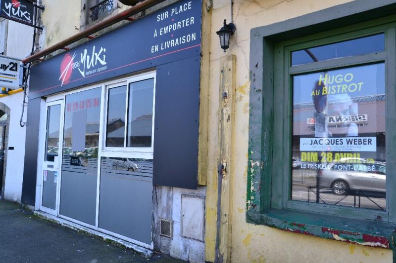 Location local commercial Quimper 690€ CC - Photo 2