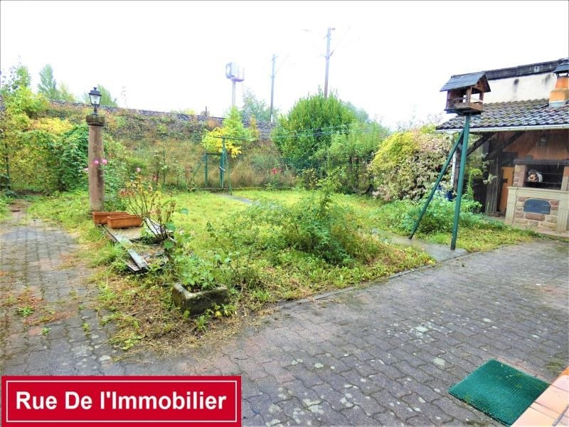 Sale house / villa Monswiller 180 000€ - Picture 1