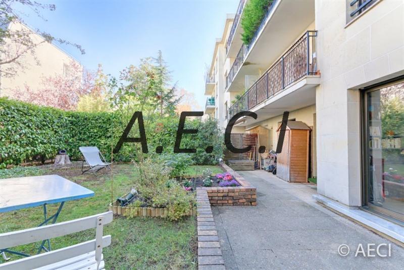Vente de prestige appartement Asnieres sur seine 1020000€ - Photo 1