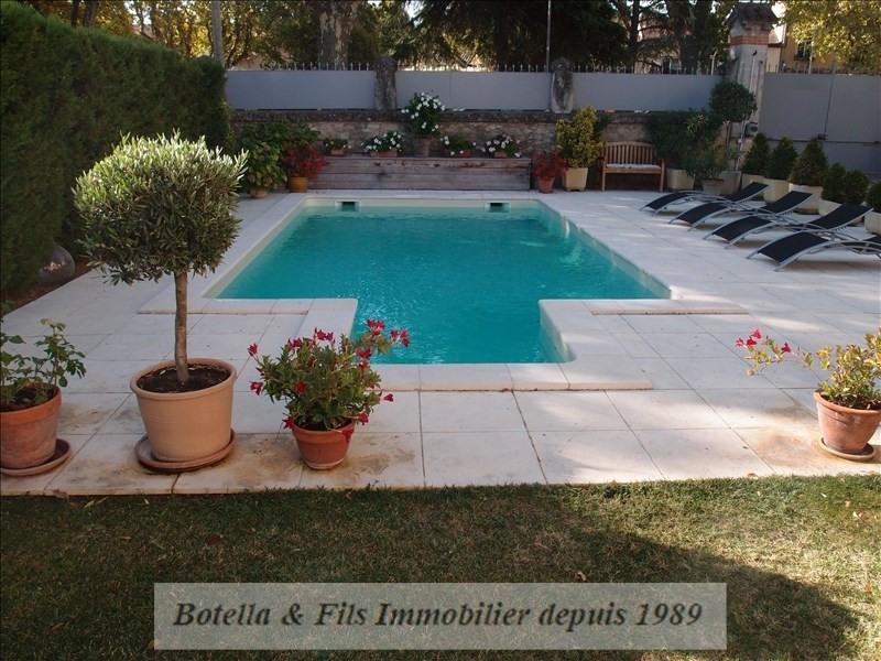 Verkauf von luxusobjekt haus Bagnols sur ceze 580000€ - Fotografie 2