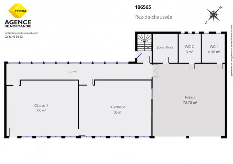 Sale house / villa La ferté-frênel 106500€ - Picture 4