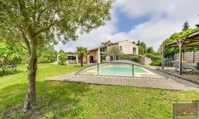 Deluxe sale house / villa Montrabe proximite 736000€ - Picture 1