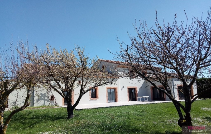 Deluxe sale house / villa Baziege 850000€ - Picture 1