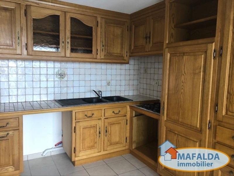 Sale apartment Mont saxonnex 198000€ - Picture 2